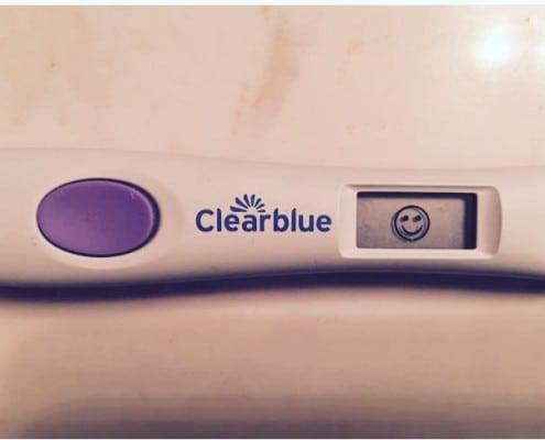 Schneller schwanger werden mit einem Ovulationstest