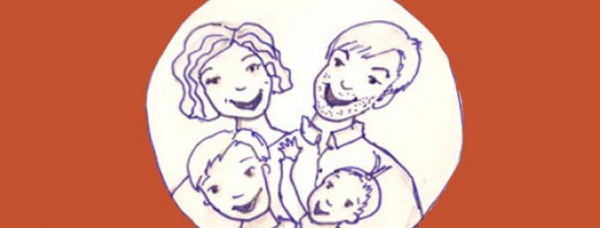 Familie durch Heterologe Insemination