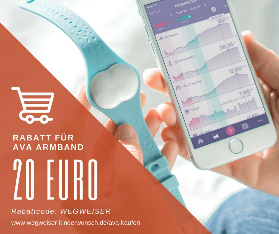 Ava Rabatt Code & Gutschein für Ava Armband