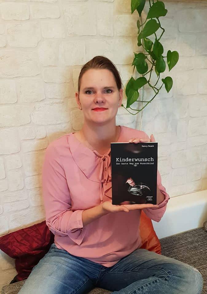 Buch: Kinderwunsch - der harte Weg zum Wunschkind