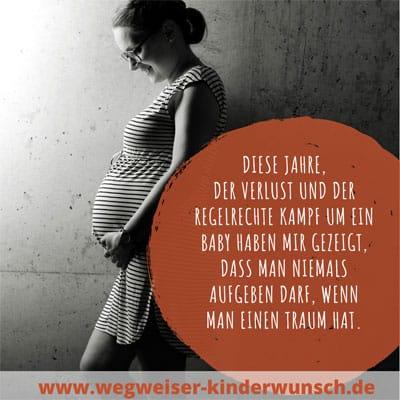 Sternenmutter schwanger nach Fehlgeburt