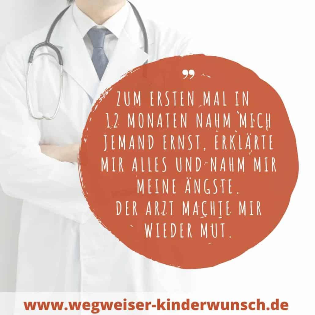 Kinderwunsch Arzt